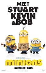 Film dla dzieci Minionki Minions 2015