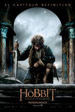 Film fantasy Hobbit Bitwa Pięciu Armii 3D 2014