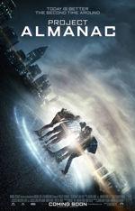 Film sci-fi Project Almanac Witajcie we wczoraj 2015