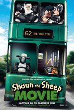 Film dla dzieci Baranek Shaun 2015