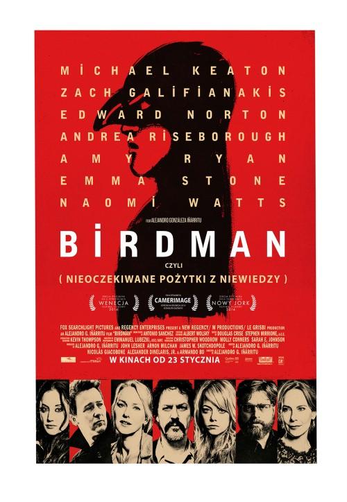 Komedia Birdman (2015) Michael Keaton