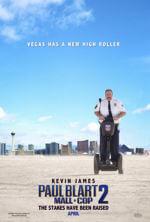 Komedia Paul Blart Mall Cop 2 2015
