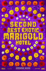 Komedia The Second Best Exotic Marigold Hotel 2015