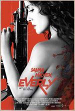 Film akcji Everly Salma Hayek 2015