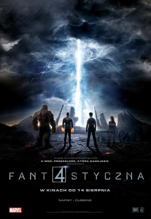 Film sci-fi Fantastyczna Czwórka 3D (2015) | Nowe ...