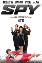 Komedia akcji Agentka Spy 2015