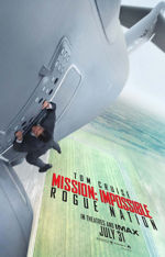 Film akcji mission impossible 5 2015