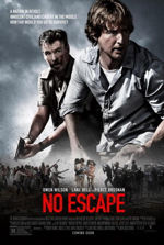 Thriller No Escape 2015