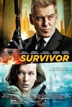 Kino akcji Ocalona Survivor Pierce Brosnan 2015