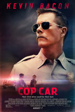 Dobry Thriller Cop Car (2015) Kevin Bacon - 150