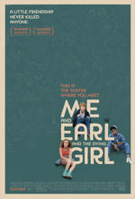 Film dramatyczny Me and Earl and the Dying Girl (2015)