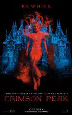 Horror Crimson Peak. Wzgórze krwi (2015) Mia Wasikowska 150