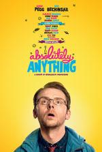 Komedia 2015 Absolutely Anything Simon Pegg Czego dusza zapragnie