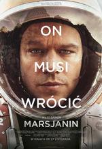 Film 3D Sci-Fi Marsjanin 2015 Ridley Scott Napisy PL