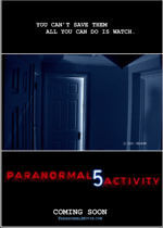 Horror 2015 Paranormal Activity: Inny Wymiar The Ghost Dimension