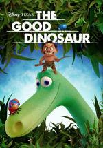 Animowany film dla dzieci 2015 Dobry dinozaur
