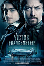 Horror Victor Frankenstein (2015) Daniel Radcliffe - 150