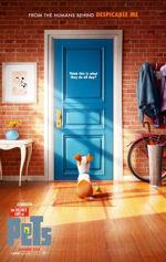 Sekretne życie zwierzaków domowych (2016) Animowany film dla dzieci 150