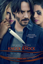 Horror Knock, Knock (2015) Keanu Reeves