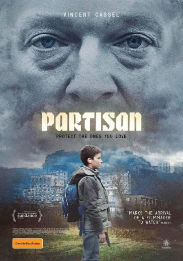 Dramat Partisan (2015) Vincent Cassel