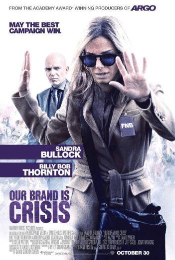 Dramat polityczny Kryzys to nasz pomysł (2015) Sandra Bullock