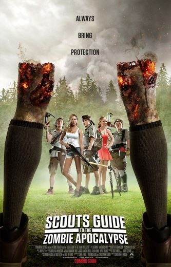 Film Scout's Guide to the Zombie Apocalypse 2015