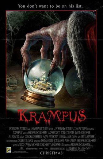 Horror Krampus. Duch Świąt  2015