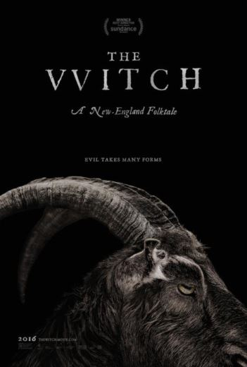 Horror The Witch (2016) Anya Taylor Joy