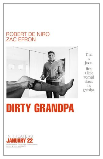 Komedia Dirty Grandpa (2016) Robert De Niro