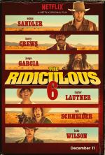 Komedia akcji The Ridiculous 6 (2015) Adam Sandler - 150