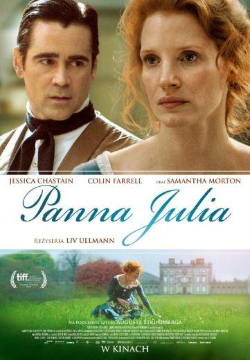 Panna Julia  Miss Julie (2015) Colin Farrell