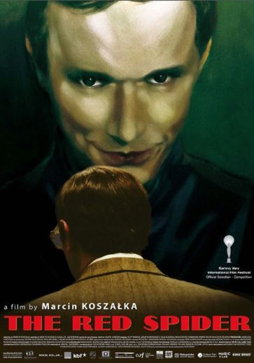 Polski thriller Czerwony pająk (2015)