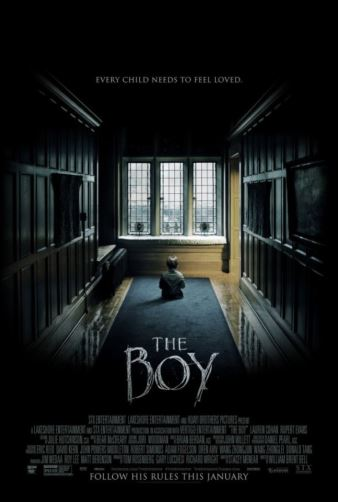 Horror The Boy  (2016) Lauren Cohan