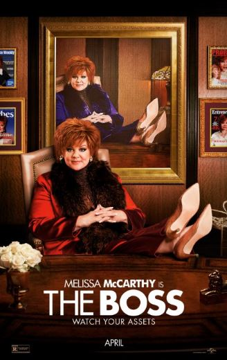Komedia The Boss (2016) Melissa McCarthy