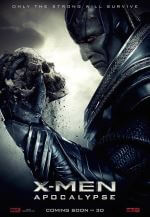 Film akcji X-Men Apocalypse 3D 2016  150