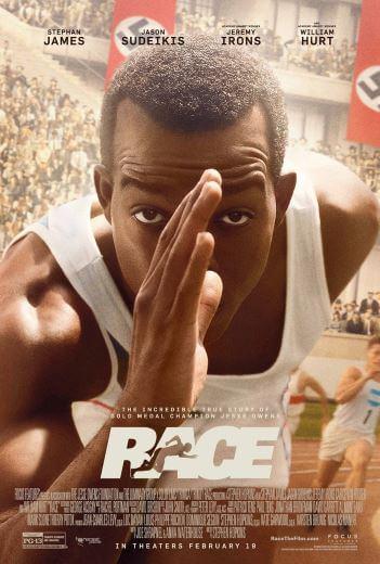 Film biograficzny Race (2016) Jesse Owens
