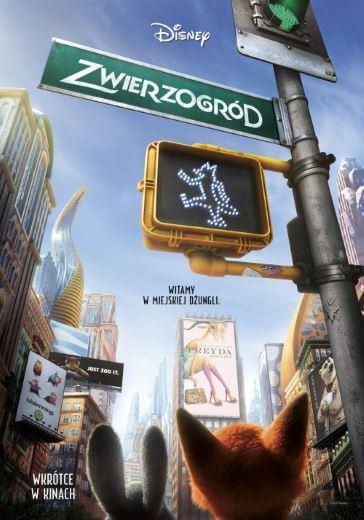 Film dla dzieci Zwierzogród 2016