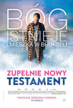 Film Zupełnie Nowy Testament 2016