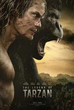Film przygodowy Tarzan Legenda (2016) 150