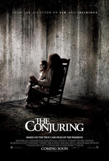 Horror The Conjuring 2 The Enfield Poltergeist (2016)