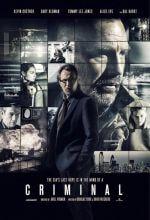 Film akcji Umysł przestępcy Criminal (2016) Kevin Costner
