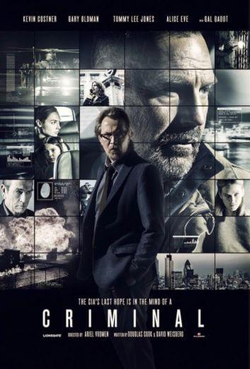 Film akcji Criminal (2016) Kevin Costner