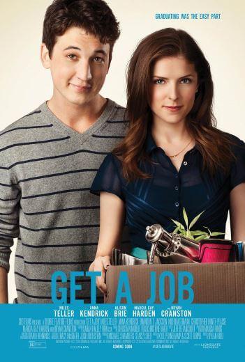 Komedia Get a Job (2016) Bryan Cranston