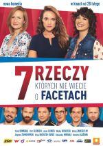 Polska komedia 7 rzeczy, których nie wiecie o facetach 2016 150