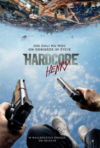 Film akcji Hardcore Henry (2016)