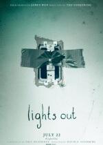 Horror Kiedy gasną światła Lights Out (2016) Teresa Palmer