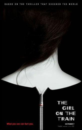 Film Dziewczyna z pociągu 2016