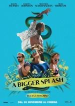 Film Nienasyceni A Bigger Splash 2016