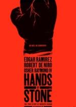 Film o życiu Roberto Durana (2016) Hands of Stone Kamienne pięści