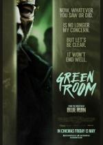 Horror Green Room (2016)